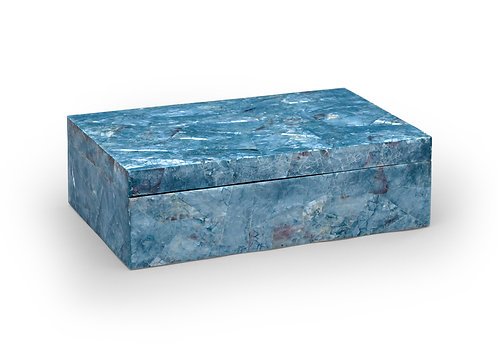 Blue Hammer Shell Box