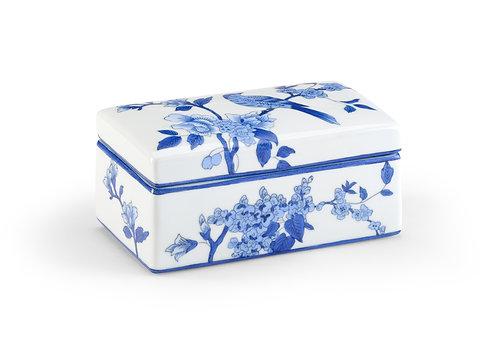 Blue Bird Box (Lg)