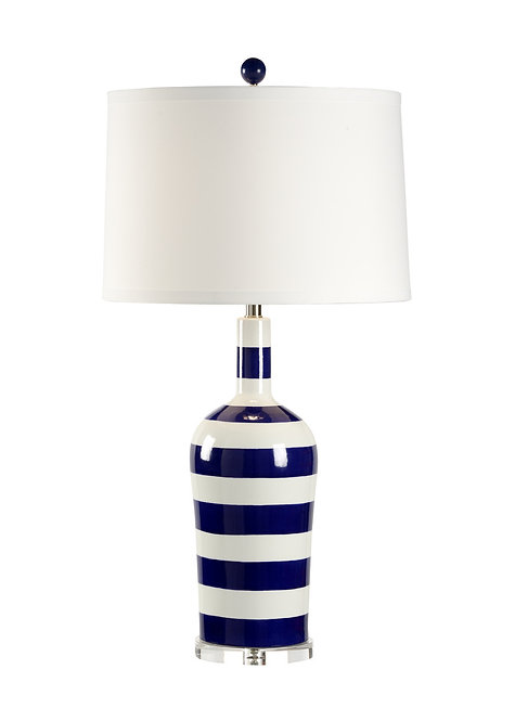 Beach Stripe Lamp
