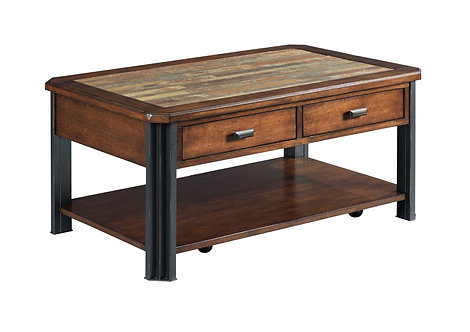Small Rectangular Cocktail Table