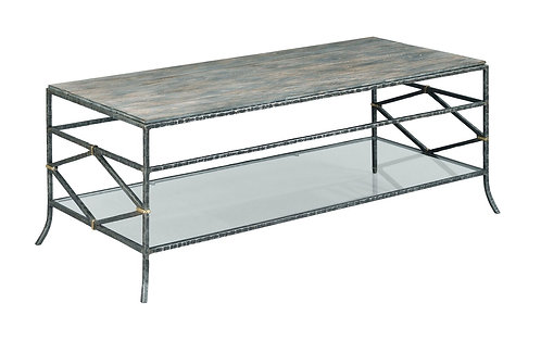 MONTEREY RECTANGULR COFFEE TABLE