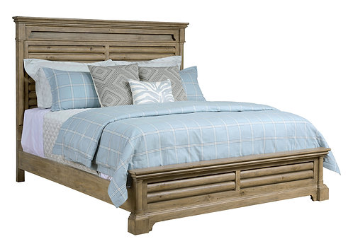 PACIFICA PANEL BED 6/6 PACKAGE