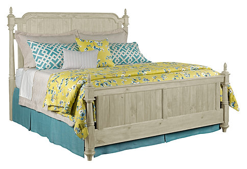 WESTLAND BED FOOTBOARD 5/0 DC