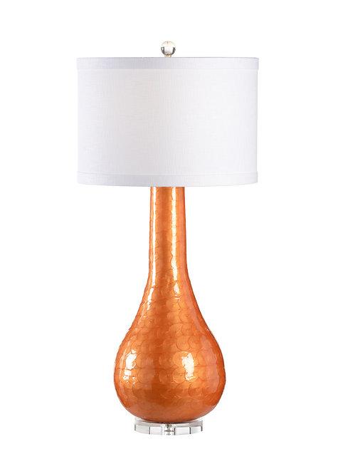 Cameron Lamp - Orange