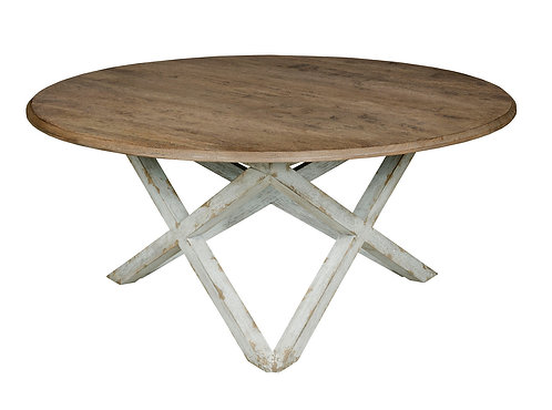 COLTON ROUND COFFEE TABLE