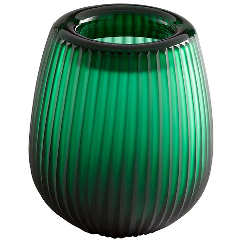 CD - Small Glowing Noir Vase
