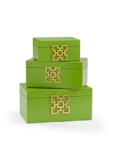 Hampton Boxes - Kiwi (S3)