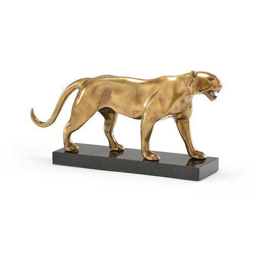 Art Deco Tiger