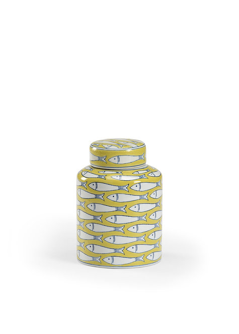 Fish Tail Canister (Sm)