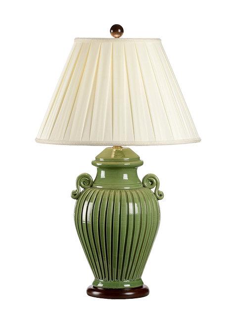 Fluted Jar Lamp