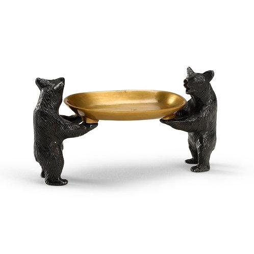 Bears Bearing Dish