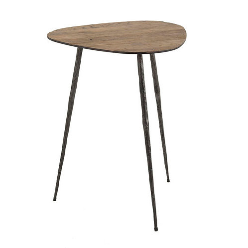 Jim Side Table- Tall