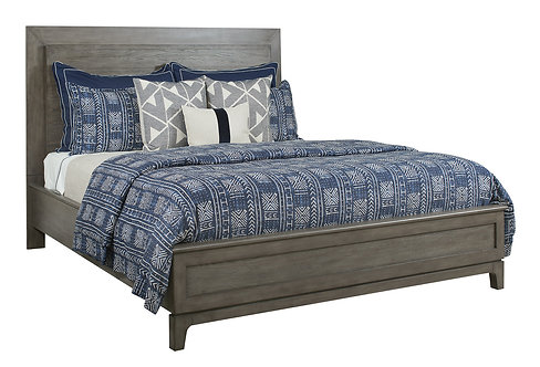 KLINE CAL KING PANEL BED 6/0 PKG