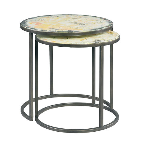 RILEY NESTED TABLE-POLLOC