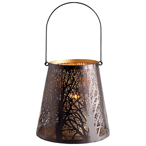 CD - Large Forest Glow Candleholder