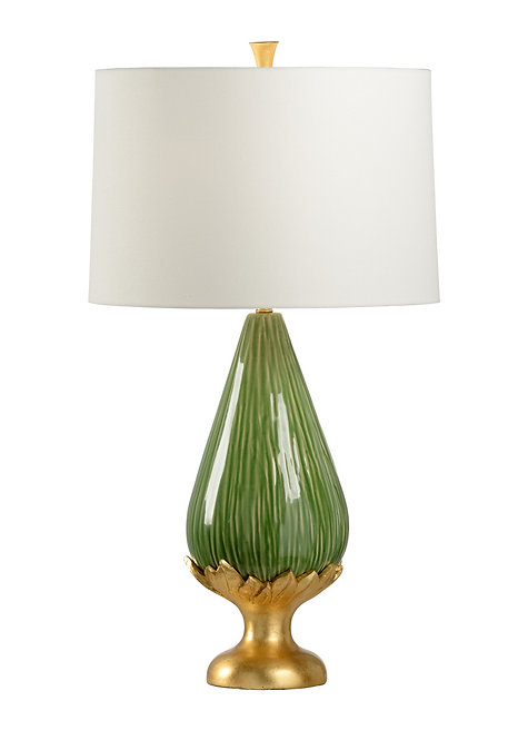 Carmine Lamp - Kiwi