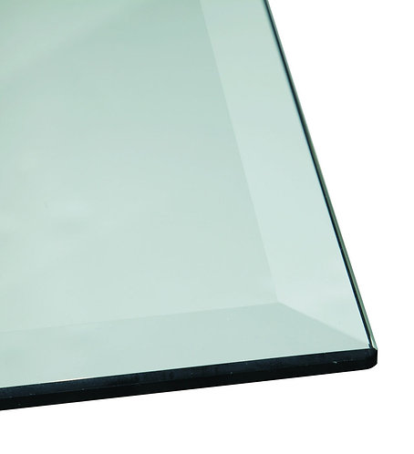 BMIS - Rect Clear 44x76 Glass Top