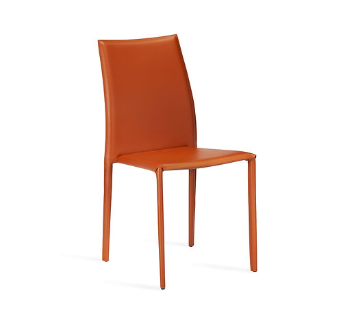Van Stacking Chair - Umber