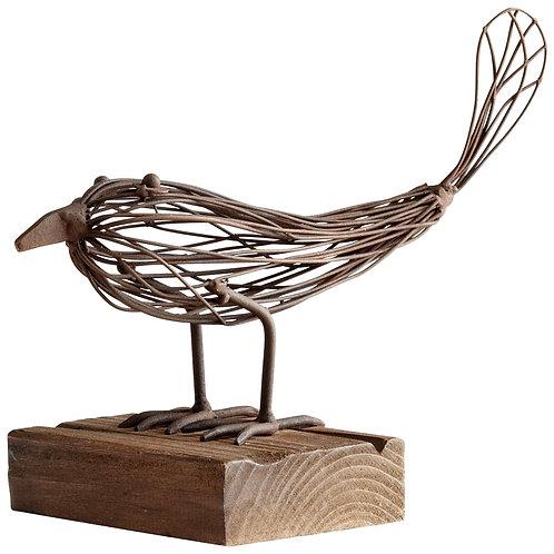 CD - Small Birdy Sculpture