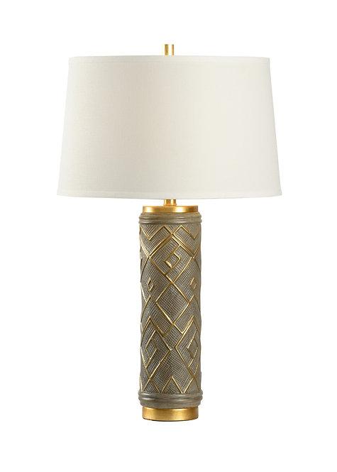 Kuba Lamp - Gray