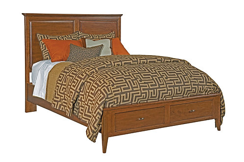 PANEL BED FOOTBOARD 4/6-5/0