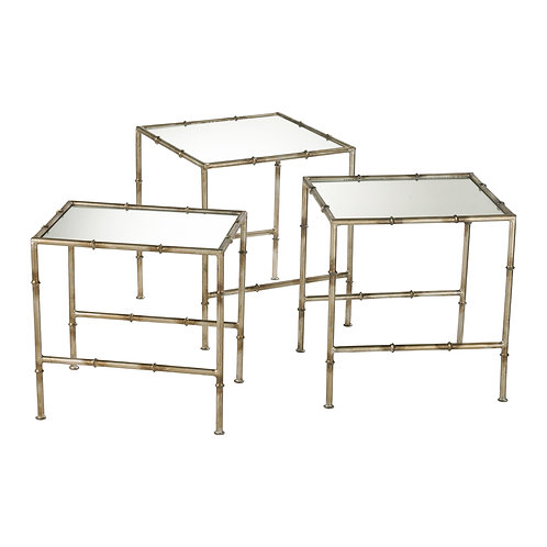CD - Bamboo Nesting Tables