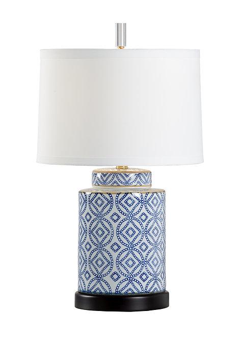 Eleanor Lamp - Blue