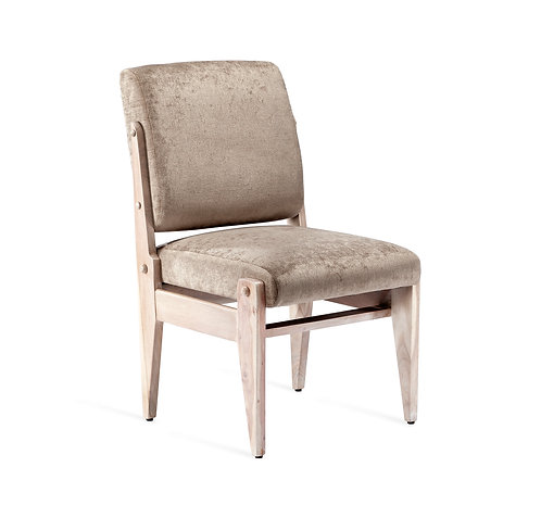 Hale Dining Chair - Whitewash