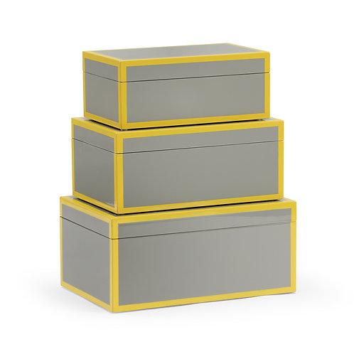 Lexie Boxes - Flannel (S3)