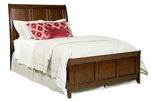 CARIS SLEIGH BED HB 6/0-6/6