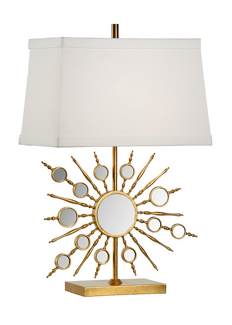 Hollywood Hills Lamp