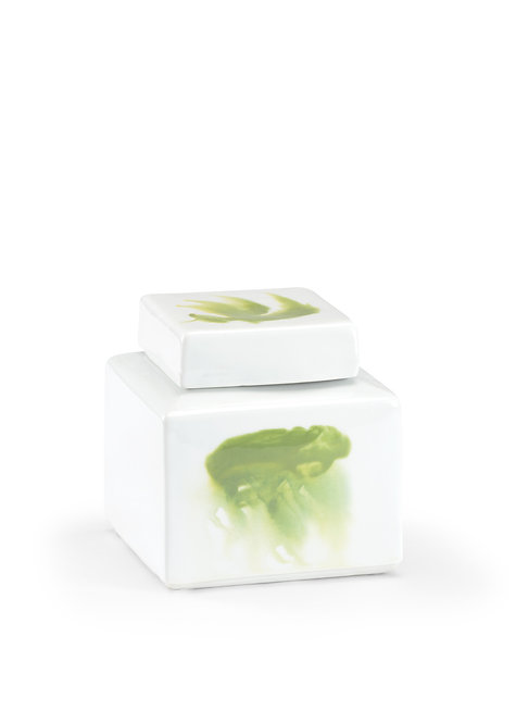 Green Jizhou Vase (Sm)