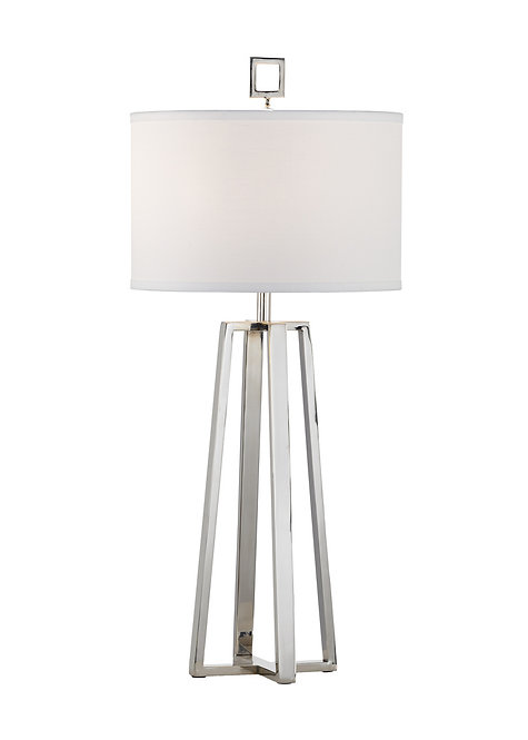 Colson Lamp - Nickel