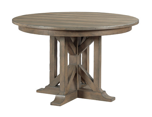 MANNING ROUND DINING TABLE PACKG