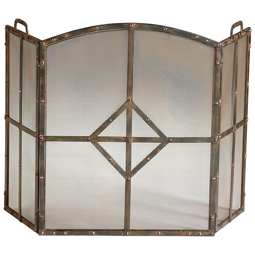 CD - Lincoln Fire Screen
