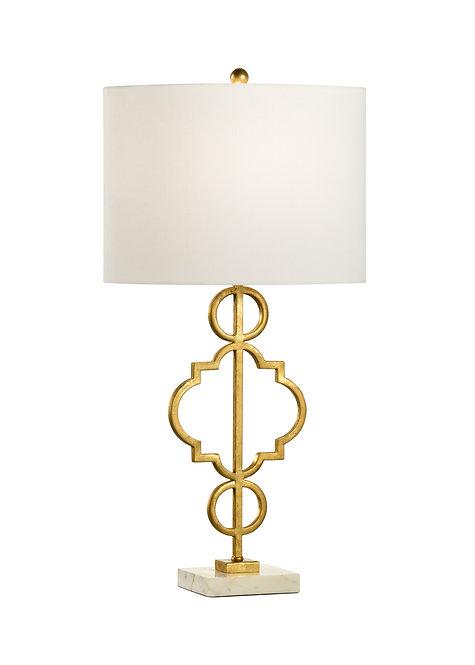Artistic Lamp - Gold