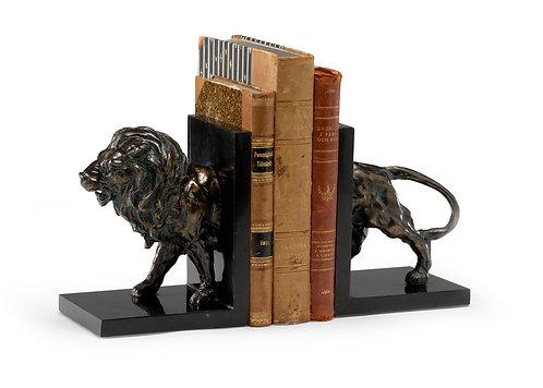 Lioncrest Bookends (Pr)