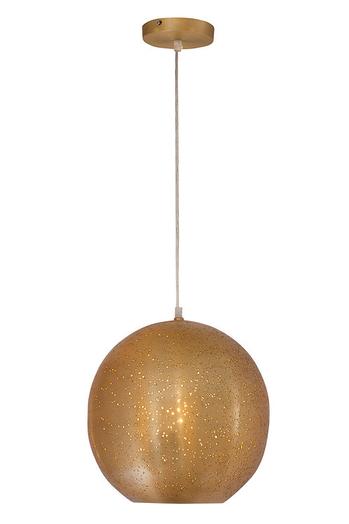 BMIS - Britton Gold Pendant