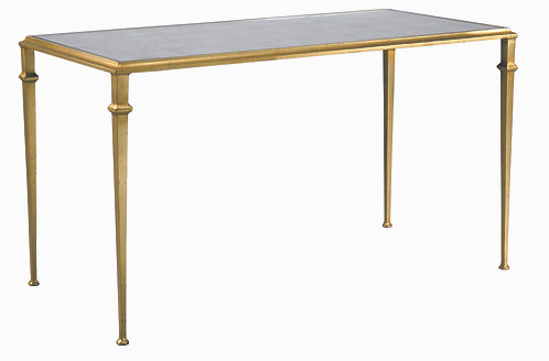 TRIA COCKTAIL TABLE-GOLD