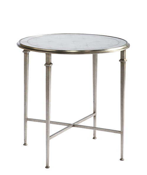 BARLOW ROUND END TABLE