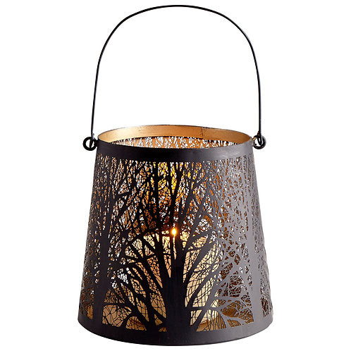 CD - Small Forest Glow Candleholder