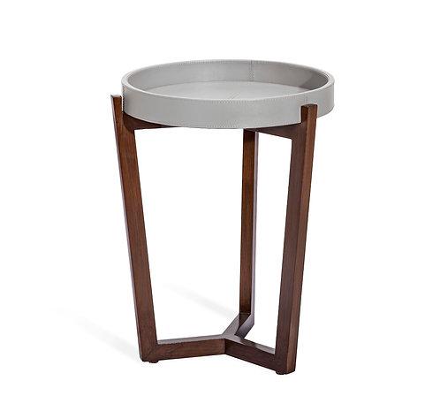 Ansley Small Tray Table - Grey