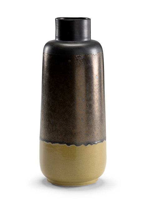 Bronze Potter's Vase