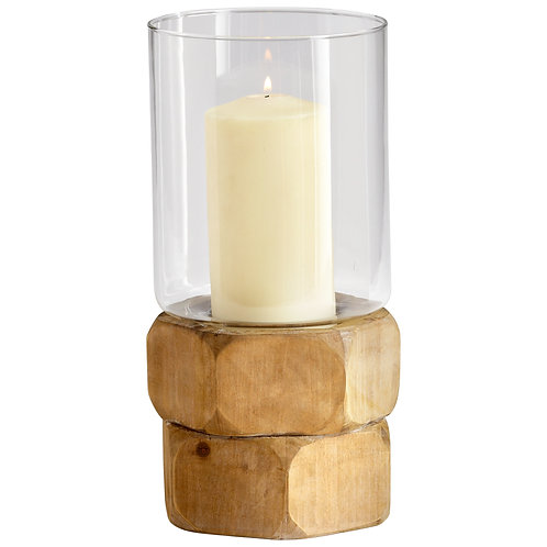 CD - Small Hex Nut Candleholder