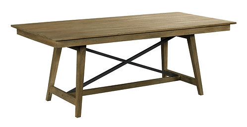 "80"" TRESTLE TABLE"