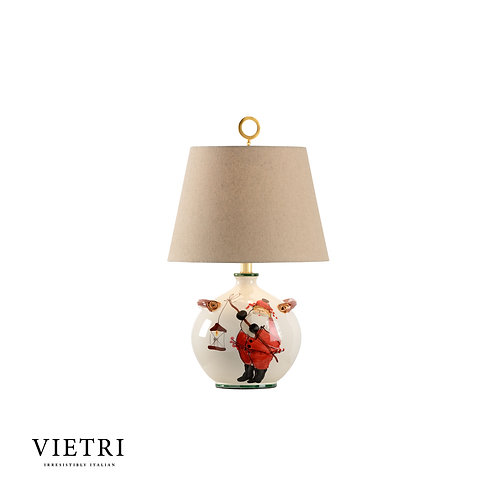 St. Nick Lamp (Sm)
