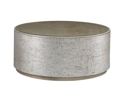 CTH -  Cork Drum Cocktail Table