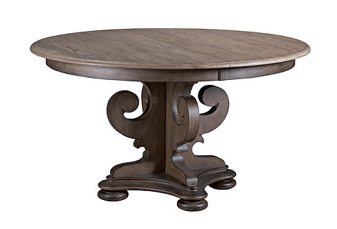 GRANT ROUND PED DINING TABLE PKG