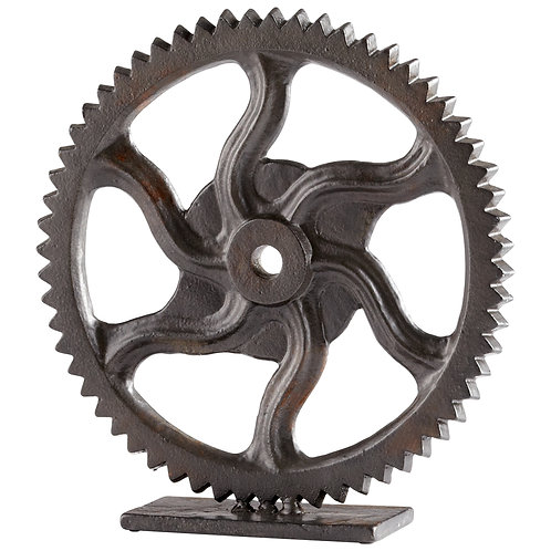 CD - Gear Sculpture #3