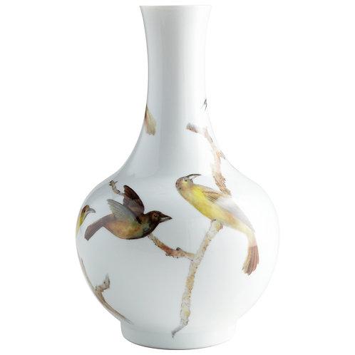 CD - Large Aviary Vase